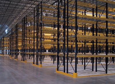 Used Pallet Rack Verticals Orange County