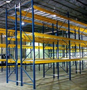 Costa Mesa, CA Used Warehouse Storage Racks